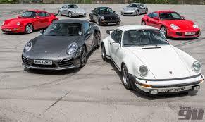 generation porsche 911 40 years of the porsche 911 turbo total 911