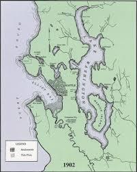Map Of Leavenworth Wa Lake Washington Map