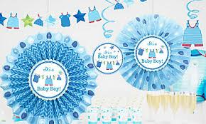baby shower for boy baby shower decorations for boys party city