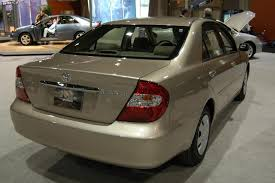 toyota camry stretch 2003 toyota camry pictures history value research