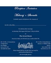 hindu wedding invitation wording what are the best indian wedding invitation wordings quora