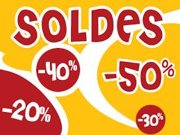 soldes de -20 à -50%