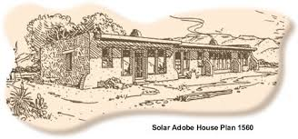 adobe home plans solaradobe house plan 1560 exterior jpg