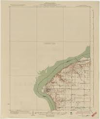 Illinois River Map Illinois Historical Topographic Maps Perry Castañeda Map
