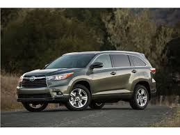 2008 toyota highlander reliability 2016 toyota highlander hybrid prices reviews and pictures u s