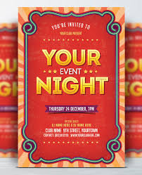 free illustrator brochure templates event flyer templates free fourthwall co