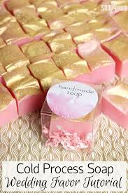 soap favors cold process soap wedding favor tutorial free printable soap