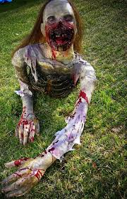 Scary Halloween Props Scary Halloween Props Scare Your Guest With This Stunning Zombie