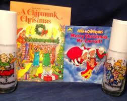 Alvin And The Chipmunks Christmas Ornament - christmas chipmunk etsy