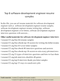 Software Development Resume Natural Product Research Paper Thesis Iliad Electric Shock Safety