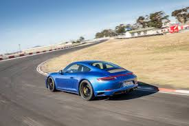 miami blue porsche 2017 porsche 911 carrera 4 gts review gtspirit