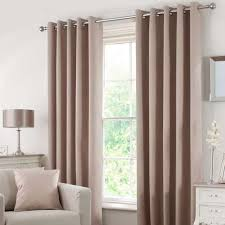 pictures of curtains solar biscuit blackout eyelet curtains dunelm