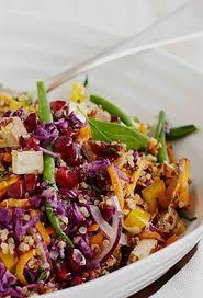 cuisiner tofu fumé quinoa épicé aux herbes aromatiques légumes et tofu fumé recettes