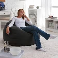 Oversized Bean Bag Chair Large Bean Bag Chair Design