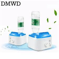 humidificateur de bureau bouteille d eau humidificateur d air à la maison chambre muet mini