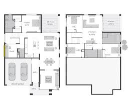 Split Level Homes by 100 Split Floor Plan House Plans Home Design Split Level