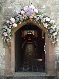 wedding arches in church church wedding arch decorations wedding bells flowers arches and