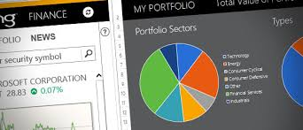 Excel Finance Templates Portfolio Template For Excel 2013