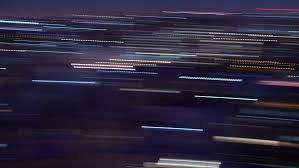fast moving lights moving low shutter lights stock footage