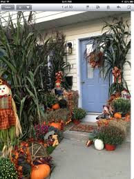 fall decorations outside home home decor ideas