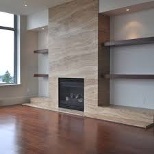 Contemporary Fireplace Design Pictures Remodel Decor And Ideas - Design fireplace wall