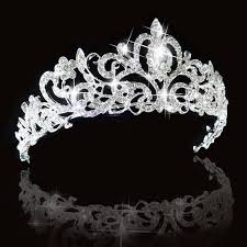 wedding crowns bridal princesse austrian hair tiara mariage de la