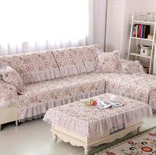 sofa slipcover diy decorating outstanding sectional slipcovers for living room