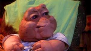 Baby Sinclair Meme - pin baby sinclair on pinterest