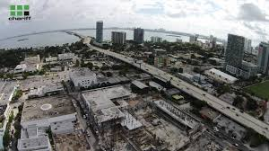 Missoni Home Miami Design District Aerial Photographs Of Design District Construction