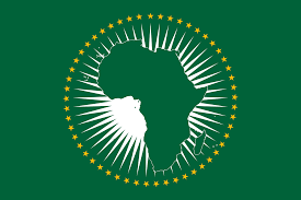 africa map emoji flag of the union