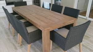 Patio Dining Table How To Clean A Teak Dining Table Ashley Home Decor