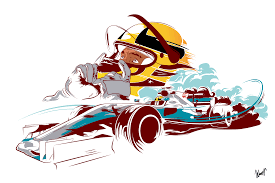 2017 mexican gp race illustration