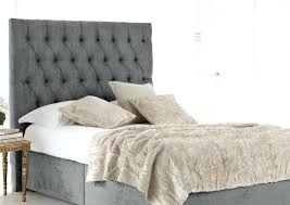 Wingback Tufted Headboard Home Design Wingback Tufted Bed King Size Queen Full Wing Back