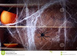 spooky halloween spider web background stock photo image 44111075