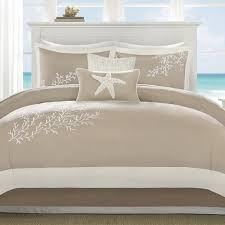 Starfish Comforter Set Harbor House Coastline 6 Piece Comforter Set U0026 Reviews Wayfair