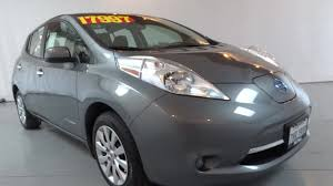 nissan leaf lease deals nissan leaf in fresno ca lithia nissan of fresno