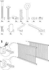 crib instructions ikea creative ideas of baby cribs