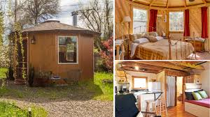 7 cool u0026 quirky airbnb u0027s in the usa all for under 100