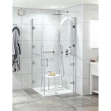 Shower Door Hinged by Phoenix Bathrooms Ambulant Hinged Shower Door 90