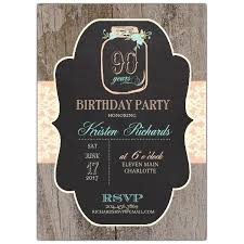 90th birthday party invitation cards tags 90th birthday