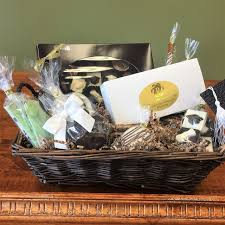 graduation gift baskets graduation gift basket poppy s chocolate shop