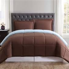 Solid Colored Comforters Buy Solid Blue Comforter Set Full From Bed Bath U0026 Beyond