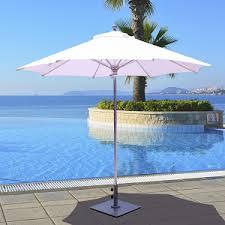 outdoor patio and pool umbrellas