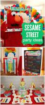 97 best sesame street party ideas images on pinterest birthday