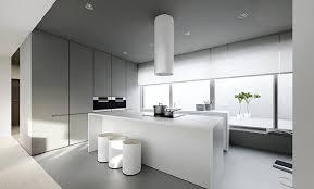 Modern Minimalist Flat Interior Design - Modern minimal interior design