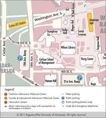 U Of M Map 22 Simple Minnesota Campus Map Afputra Com