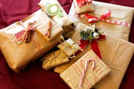 brown gift wrapping paper eco friendly and green gift wrapping ideas for this season