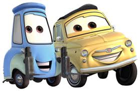 cars characters yellow cars first film characters tv tropes