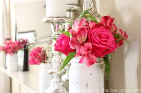 Spring Decorating Ideas Easy Spring Decorating Ideas Love Grows Wild