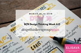design management elisava dtw18 design thinking week barcelona strategy and management